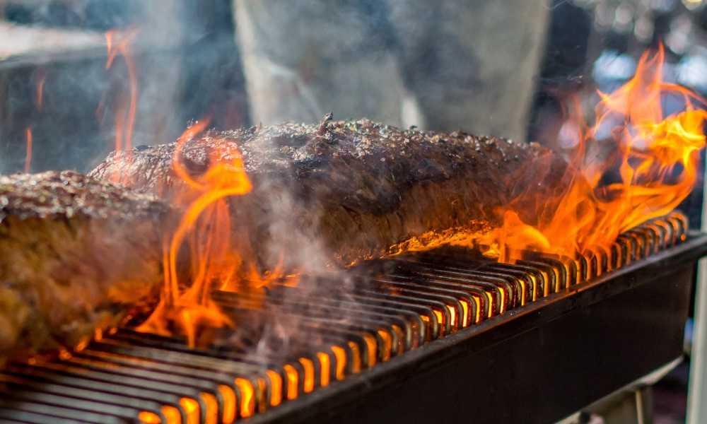 Kona Safe Bristle-Free Barbecue Grill Brush