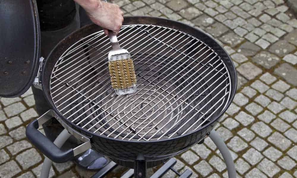 Safe Grill Brush